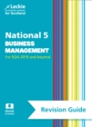 National 5 Business Management Success Guide - Book