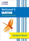National 5 Maths : Comprehensive Textbook for the Cfe