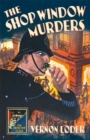 The Shop Window Murders - Book