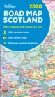 2020 Collins Map of Scotland