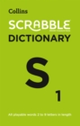 Collins Scrabble Dictionary : The Official Scrabble Solver - All Playable Words 2 - 9 Letters in Length