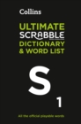 Collins Ultimate Scrabble Dictionary and Word List : All the Official Playable Words, Plus Tips and Strategy