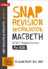 Macbeth Workbook: New GCSE Grade 9-1 English Literature AQA : GCSE Grade 9-1