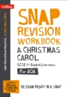 A Christmas Carol Workbook: New GCSE Grade 9-1 English Literature AQA : GCSE Grade 9-1