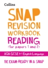 Reading (for papers 1 and 2) Workbook: New GCSE Grade 9-1 English Language AQA : GCSE Grade 9-1