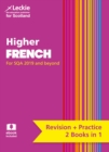 NEW Higher French : Revise for Sqa Exams - Book