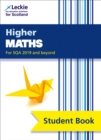 Higher Maths : Comprehensive Textbook for the Cfe