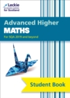 Advanced Higher Maths : Comprehensive Textbook for the Cfe