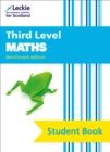 Third Level Maths : Cfe Benchmark Edition
