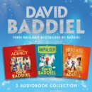 Brilliant Bestsellers by Baddiel (3-book Audio Collection) : The Parent Agency, Animalcolm, Head Kid - eAudiobook