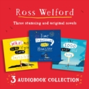 Ross Welford Audio Collection : Time Travelling with a Hamster, What Not to Do If You Turn Invisible, the 1,000 Year Old Boy - eAudiobook