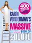 Carol Vorderman's Massive Book of Sudoku