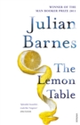 The Lemon Table - Book
