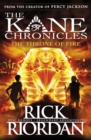 The Throne of Fire (The Kane Chronicles Book 2) - Book