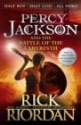Percy Jackson and the Battle of the Labyrinth (Book 4) - Book