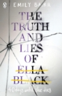The Truth and Lies of Ella Black - Book