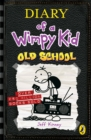 Diary of a Wimpy Kid: Old School - Book