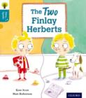 Oxford Reading Tree Story Sparks: Oxford Level  9: The Two Finlay Herberts