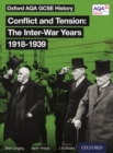 Oxford AQA History for GCSE: Conflict and Tension 1918-1939 - Book