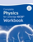 Complete Physics for Cambridge IGCSE (R) Workbook