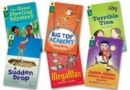 Oxford Reading Tree All Stars: Oxford Level 12                        : Pack of 6 (4)