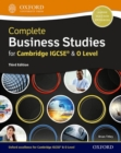 Complete Business Studies for Cambridge IGCSE (R) and O Level  (Third Edition) - Book