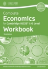 Complete Economics for Cambridge IGCSE (R) & O Level Workbook - Book