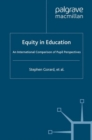 Equity in Education : An International Comparison of Pupil Perspectives