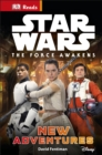 DK Reads: Star Wars: The Force Awakens: New Adventures - Book