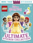 LEGO Disney Princess Ultimate Sticker Collection - Book