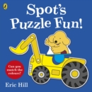 Spot's Puzzle Fun! : Press-out and Play Book