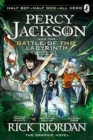 The Battle of the Labyrinth: The Graphic Novel (Percy Jackson Book 4) - Book