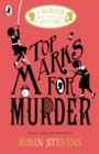 Top Marks For Murder - Book
