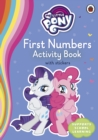 My Little Pony First Numbers Activity Book - Book