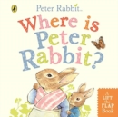 Where is Peter Rabbit? - Book