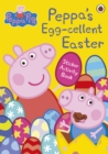 Peppa Pig: Peppa's Egg-cellent Easter Sticker Activity Book - Book