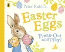 Peter Rabbit Easter Eggs Press Out and Play - Book