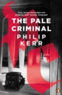 The Pale Criminal - Book