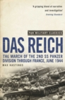 Das Reich : The March of the 2nd SS Panzer Division Through France, June 1944 - Book