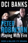 DCI Banks: Playing With Fire - Book