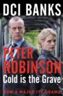 DCI Banks: Cold is the Grave - Book