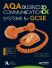 AQA Business and Communication Systems for GCSE - Book