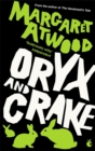 Oryx And Crake - Book