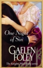 One Night Of Sin : Number 6 in series