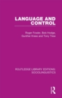 Language and Control