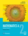 Edexcel International GCSE (9-1) Mathematics A Student Book 2: print and ebook bundle - Book
