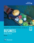Pearson Edexcel International GCSE (9-1) Business Student Book - Book