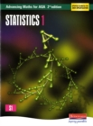 Advancing Maths for AQA: Statistics 1  2nd Edition (S1)