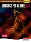 Advancing Maths for AQA: Statistics 2 & 3  2nd Edition (SS2 & SS3)