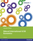 Edexcel International GCSE Economics Student Book with ActiveBook CD - Book